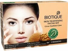 Biotique Bio Skin Tightening Facial Kit Give Youthful Glow, 75g (kit)