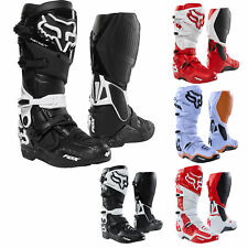 Fox Racing Instinct Riding Boots Motocross Motorcycle Offroad MotoX