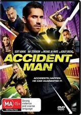 Accident Man (DVD, 2018) Brand New & Sealed Region 2, 4, 5