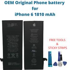 OEM Original Battery For iPhone 6 1810 mAh Capacity Genuine Replacement Battery