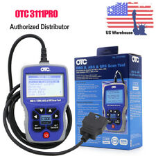 US Ship OTC 3111PRO Car Diagnostic Scanner Reader Tool OBD II,CAN, ABS Airbag