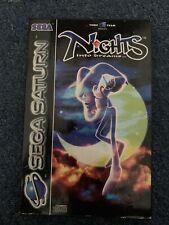 Sega Saturn 🪐 Nights Into Dreams PAL