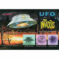 THE INVADERS TV Series ATLANTIS UFO Model Kit