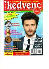 FRANCOIS   ARNAUD      Hungarian  magazine  2018
