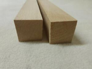 (11.11)  1Stk in 100cm Quadratleiste Buche 28x28mm Vierkant Holzleisten