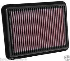 Kn air filter Reemplazo Para Mazda 2 L4-1.5L F/I; 2016