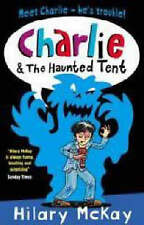Charlie and the Haunted Tent, New, Hilary McKay Book