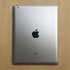 Original for iPad 2 2nd Wifi Back Battery Cover Rear Housing A1395 Silver 16GB