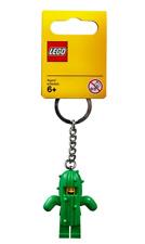 Lego 853904 CACTUS BOY KEY CHAIN Minifigure Key Ring, Bag or Backpack Charm