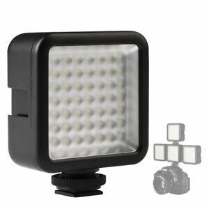 Ulanzi W49 Mini 6000K 49LED Camera Phone Video Light For Smarphone  Mobile