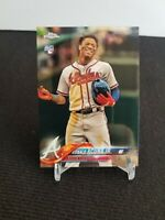 Ronald Acuna Jr. 2018 Topps Chrome Update HMT25 RC Rookie Braves