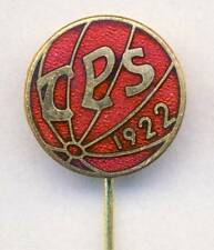 old TPS TURKU 1920 pin BADGE Football Soccer FINLAND Suomi FIN