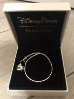 Bracelet PANDORA Cadenas / Cadena / Padlock Exclu 197 Disneyland Paris