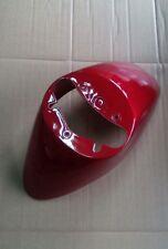 9153655 Parafango Anteriore Piaggio Zip 50 1992 - 1993 Rosso R/65