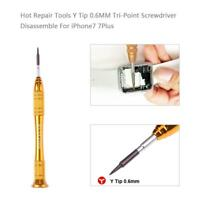 0.6MM Y Tip Tri-Point Screwdriver Bit Repair Tool for iPhone7 7Plus Apple Watch
