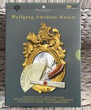 THE GLYNDEBOURNE FESTIVAL OPERA WOLFGANG AMADEUS MOZART 6 DVD BOX SET