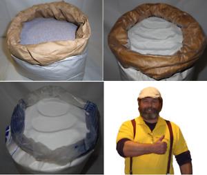 Strahlmittel eisenfrei Glasperlen Granatsand Soda Glasgranulat Sandstrahlen