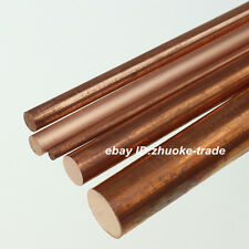 5pc Φ5mm T2 Copper Round Rod Pure D5mm AnyLength Solid Lathe Bar Cut Stock Metal