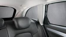 Original Audi A6 4F Avant Sonnenschutzsystem 2-er Set (hintere Seitenscheiben)