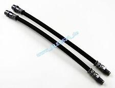 2x Tubo Flexible de Frenos/Tubos de Freno Meredes a C Clase E Calidad Taller