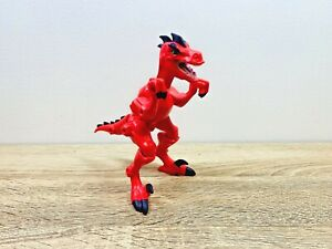 Velociraptor Red - Super Hero Mashers Dinosaur Jurassic World Park Figure