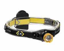 C.K.Tools LED Head Torch Flash Light 120 Lumens Camping Working Running T9610