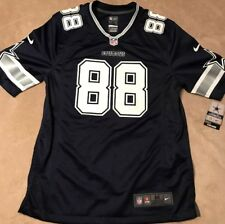 Dez Bryant NFL Nike Game Rep On Field Jersey Men s M Dallas Cowboys MSRP   100 bf59663f4