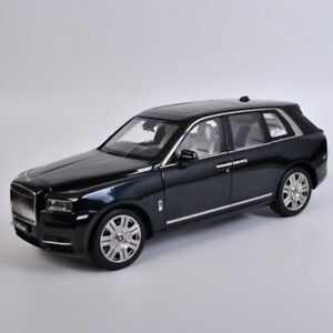 True 1/18 Scale Diecast Model  Rolls Royce CULLINAN