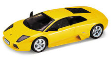 Lamborghini Murcielago 2003 Metallic Yellow 1:18 Model 2517 WELLY