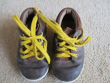 BOYS CLARKS FIRST SHOES BOOTS - SIZE INFANT 5G