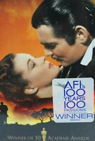 GONE WITH THE WIND Two VHS pack NEW & STILL SEALED Clark Gable Vivien Leigh