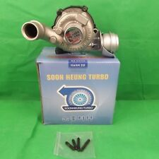 SDL REMANUFACTURED SSANGYONG KYRON SUV 2.0L TD ALL MODEL TURBO CHARGER
