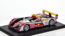 1:43 Spark Audi R10 TDI Winner 24 Le Mans 2008