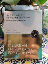 Grace and Stella Anti Wrinkle Energizing Eye Masks 8 Pair Box Expires 7/2019