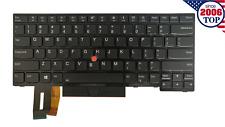 Lenovo IBM ThinkPad E480 L480 T480S L380 T480 Backlit keyboard 01YP275 01YP280