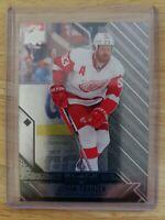 2014-15 UD BLACK DIAMOND SINGLE DIAMOND Johan Franzen Detroit Red Wings Card #30