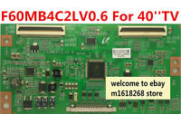 Samsung T-Con board  F60MB4C2LV0.6  F60MB4C2LV06  BN81-04153A  For 40'' TV