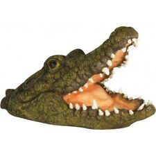 Waterscapes FLOATING SNAPPING CROCODILE HEAD 46cm* Australian Brand