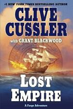 A Fargo Adventure: Lost Empire 2 by Grant Blackwood and Clive Cussler (2010, Har