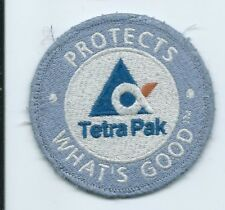 Tetra Pak protects protects what's good advertising patch 3 in dia #2400