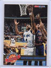 ANFERNEE HARDAWAY Magic 1993/94 NBA Hoops Magic's All-Rookie Team Insert Card RC