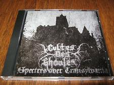 "CULTES DES GHOULES ""Spectres Over Transylvania"" MCD mortuary drape necromantia"