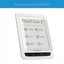 Bookeen Cybook Ocean - 3x EASY-Top anti-shock Pellicola Protettiva Anti Reflex