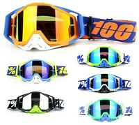 Motorradbrille Goggle MX Brille Helm Motocross Enduro MTB Quad ATV Anti-UV