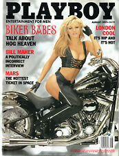 US-Playboy August/08/1997  BIKER BABES & SOPHIA LOREN*