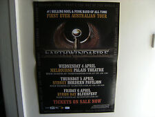 Earth Wind and Fire Australian Tour Poster