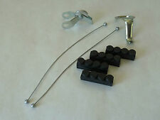 Mafac Cantilever brakes new parts kit Pads/F + R hangers straddles w/ balls NOS