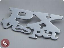 VESPA-PX Custom Chrome Side Panel/Legshield Badge