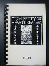 Tom Petty Production Tour Book 1990 WHILE SUPPLIES LAST!