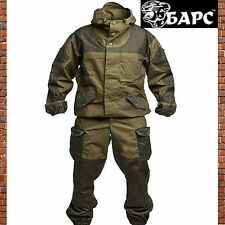 """Gorka 3 """"BARS"""" Hunting Fishing Original Russian Army Military Special Suit"""